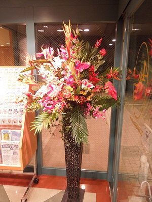 造花装飾の良いところ