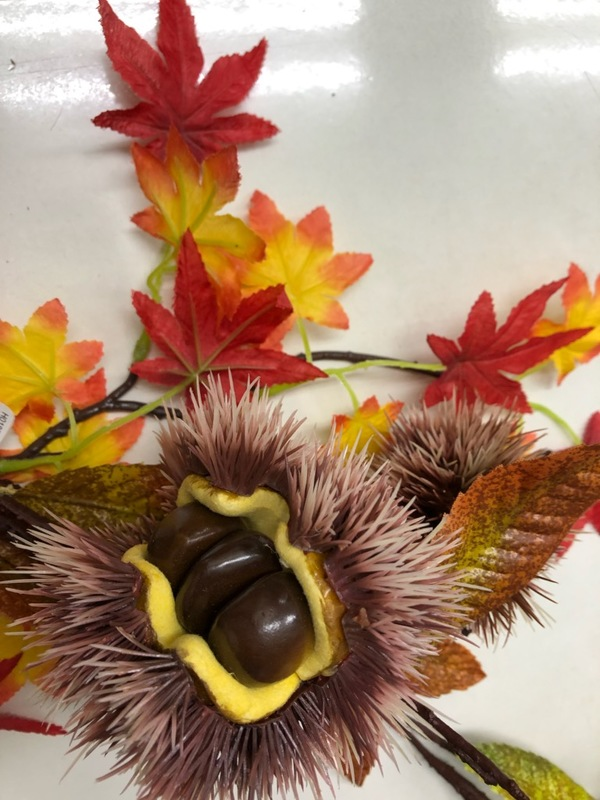 秋の装飾のご準備はもうお済みですか??