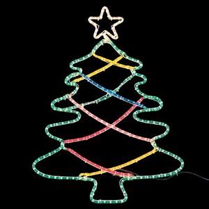 耐水95cmクリスマスツリーモチーフサイン