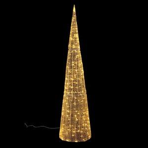 耐水180cm108球広角型LEDシャンペーングロー立体コーン