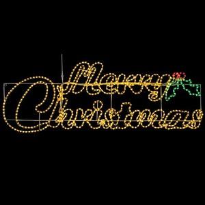 耐水180cm640球広角型LEDシャンペーンレッドグリーンロープライトメリークリスマス