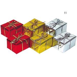7cmメタリックギフトボックス