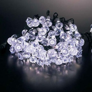 耐水100球LEDホワイトダイヤモンドライト