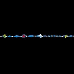180cmクリスタルブルーガーランド