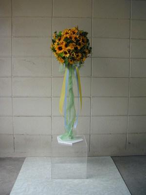 造花オブジェ